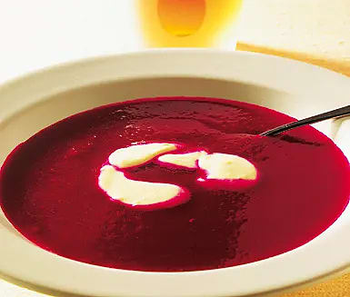 Röda soppan