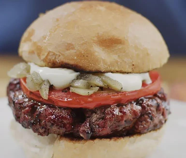 The Bon Burger