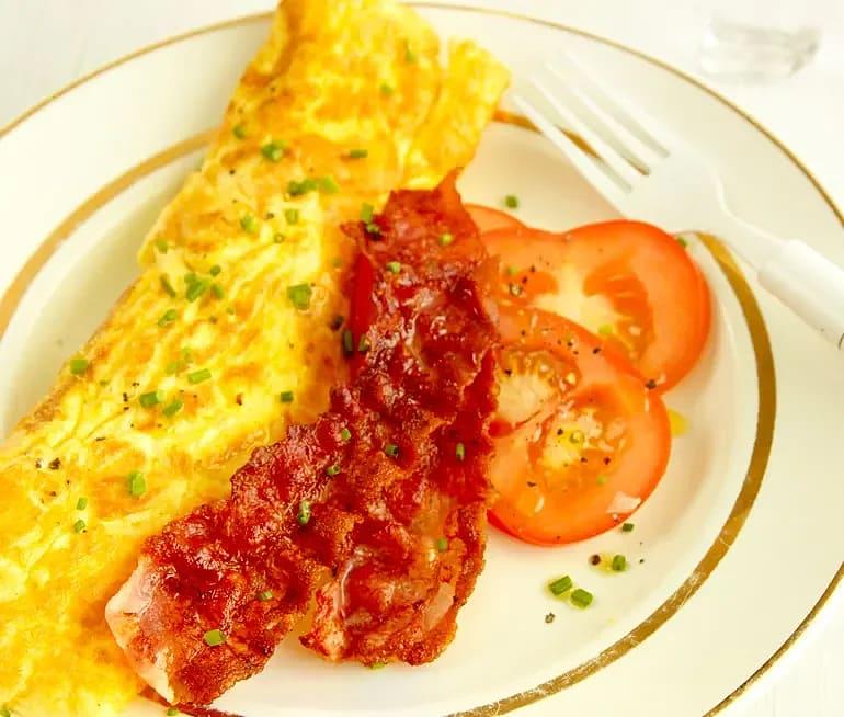 Dansk omelett