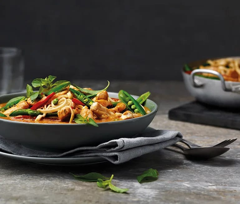 Paneng Red Curry