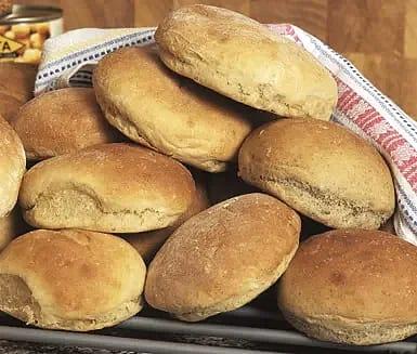 Baka bröd med baljväxter