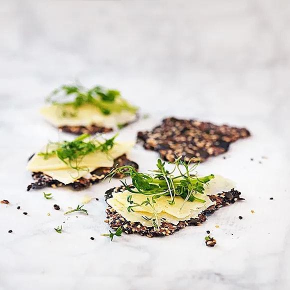 Groddat quinoaknäcke
