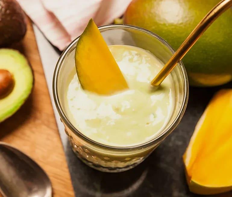 Smoothie med mango - Mango Fusion