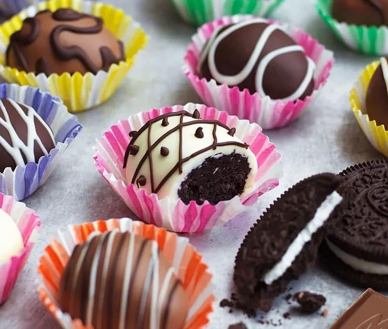 Oreo chokladägg