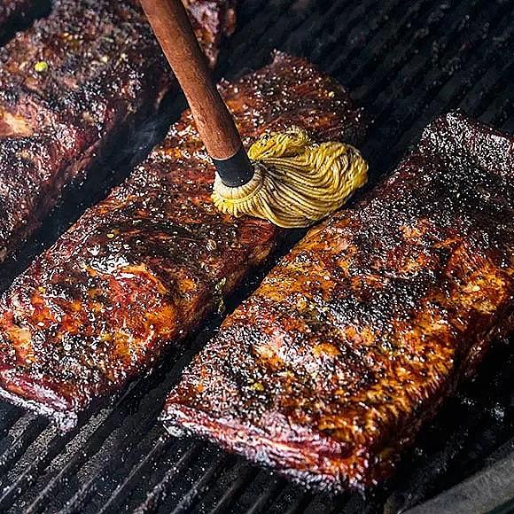 St Louis Cut pork ribs