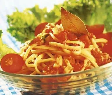 Pastasås som i Italien