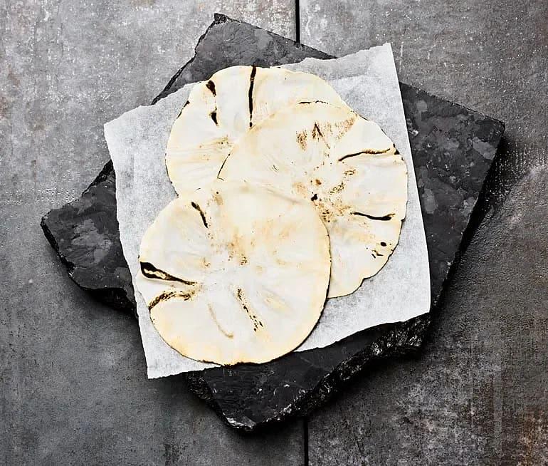 Tortilla av rotselleri