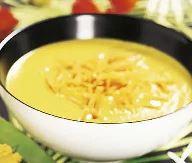 Gyllene morotssoppa