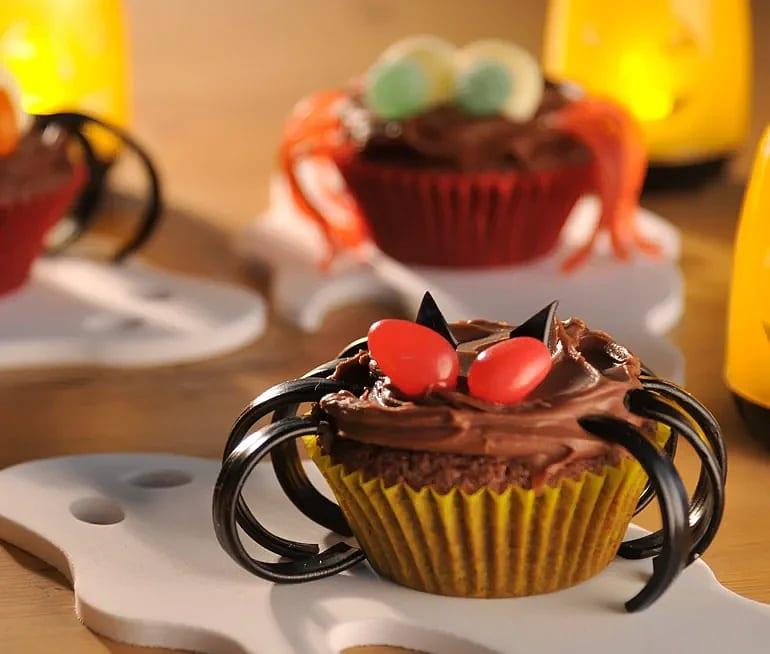 Cupcakes till halloween