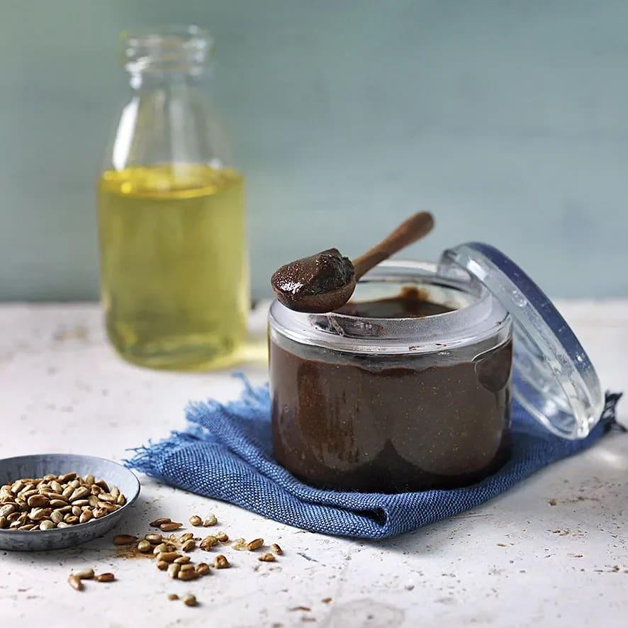 Nötfri chokladspread