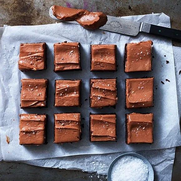 Chokladkaka med zucchini