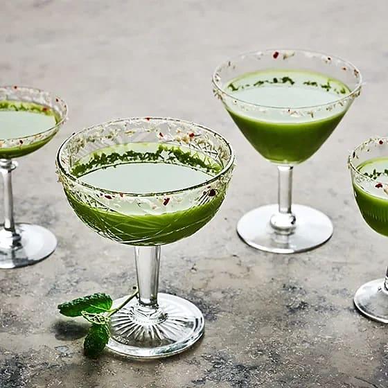 Avokadotoast-cocktail
