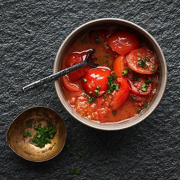 Tomatvinägrett