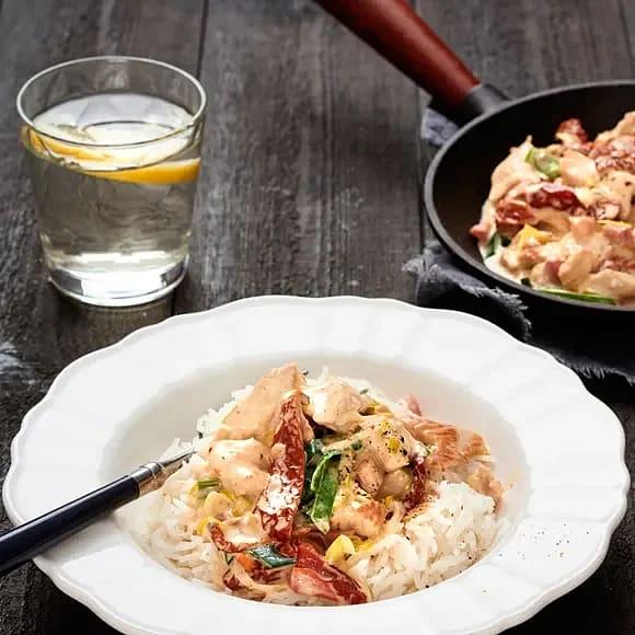 Kalkongryta med pancetta