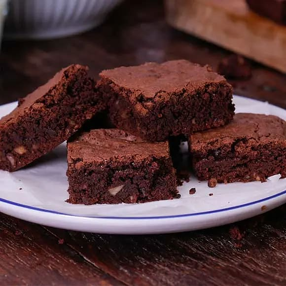 Brownies med majonnäs
