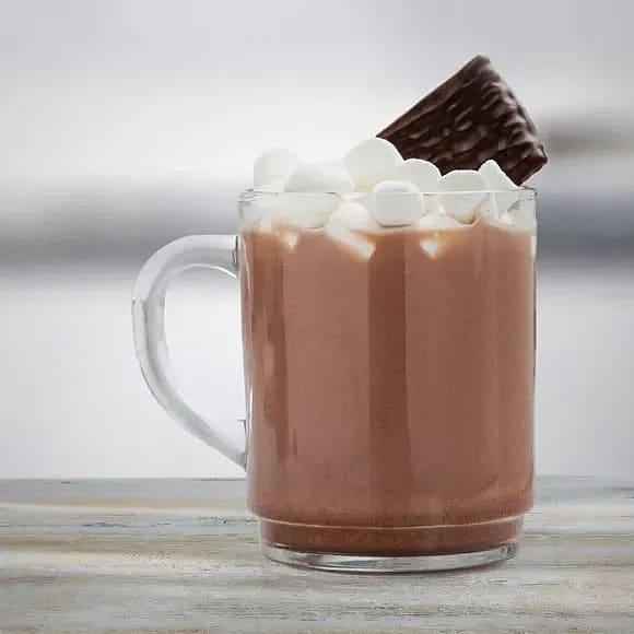 Varm choklad med After Eight