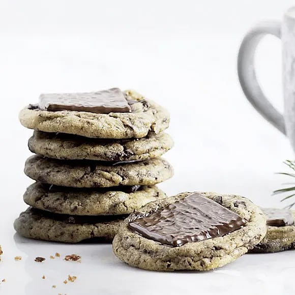 Cookies med After Eight