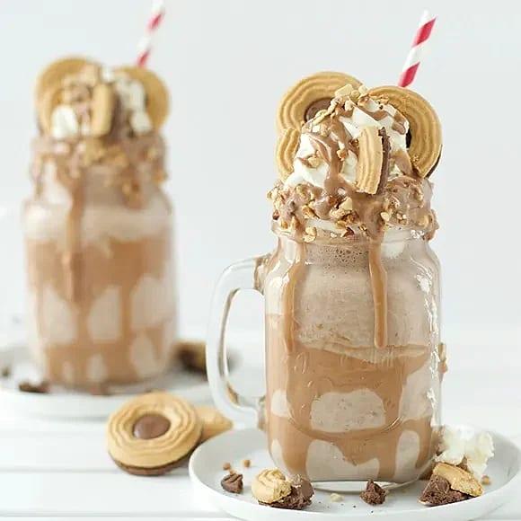 Ballerina milkshake