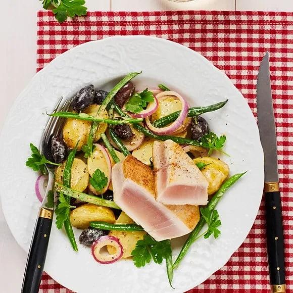 Tonfisk niçoise