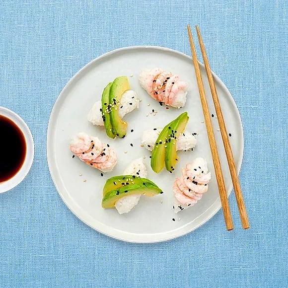 Enkel sushi