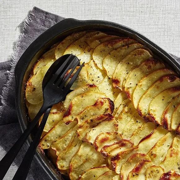 Pommes Anna (Potatiskaka)
