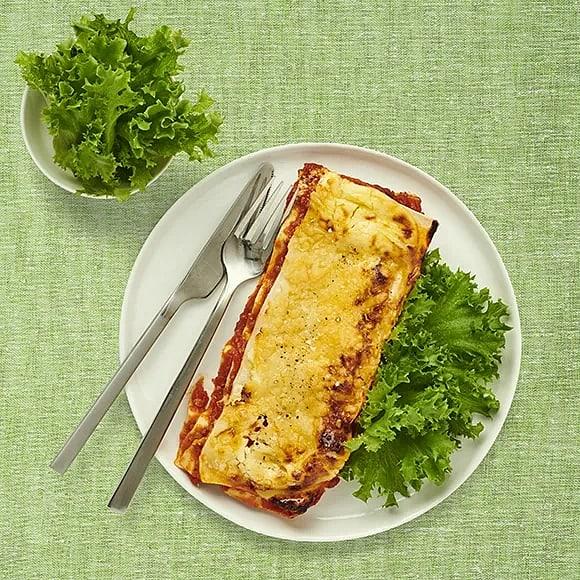 Vego lasagne
