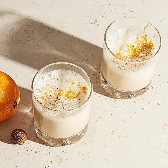 Eggnog med apelsin