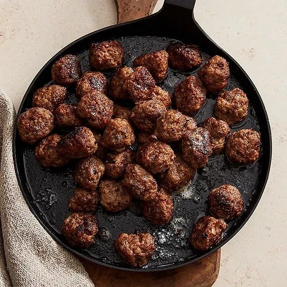 Älgköttbullar med kryddpeppar