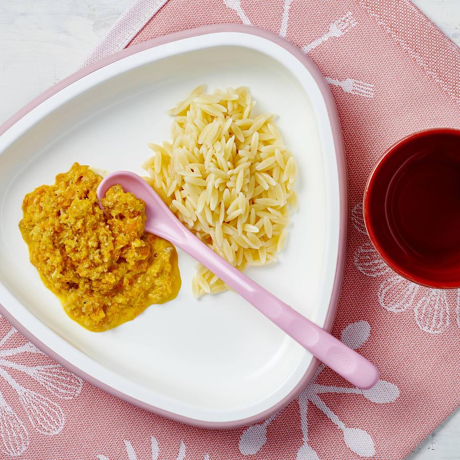 Blond köttfärssås med pasta