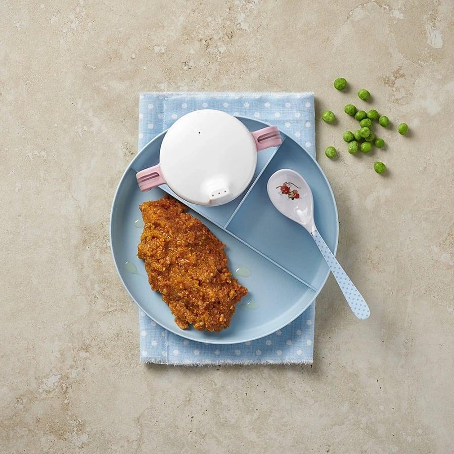 Kyckling med grönsaker och ris