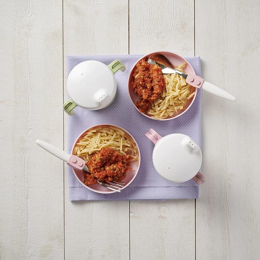 Spaghetti napoli med linser