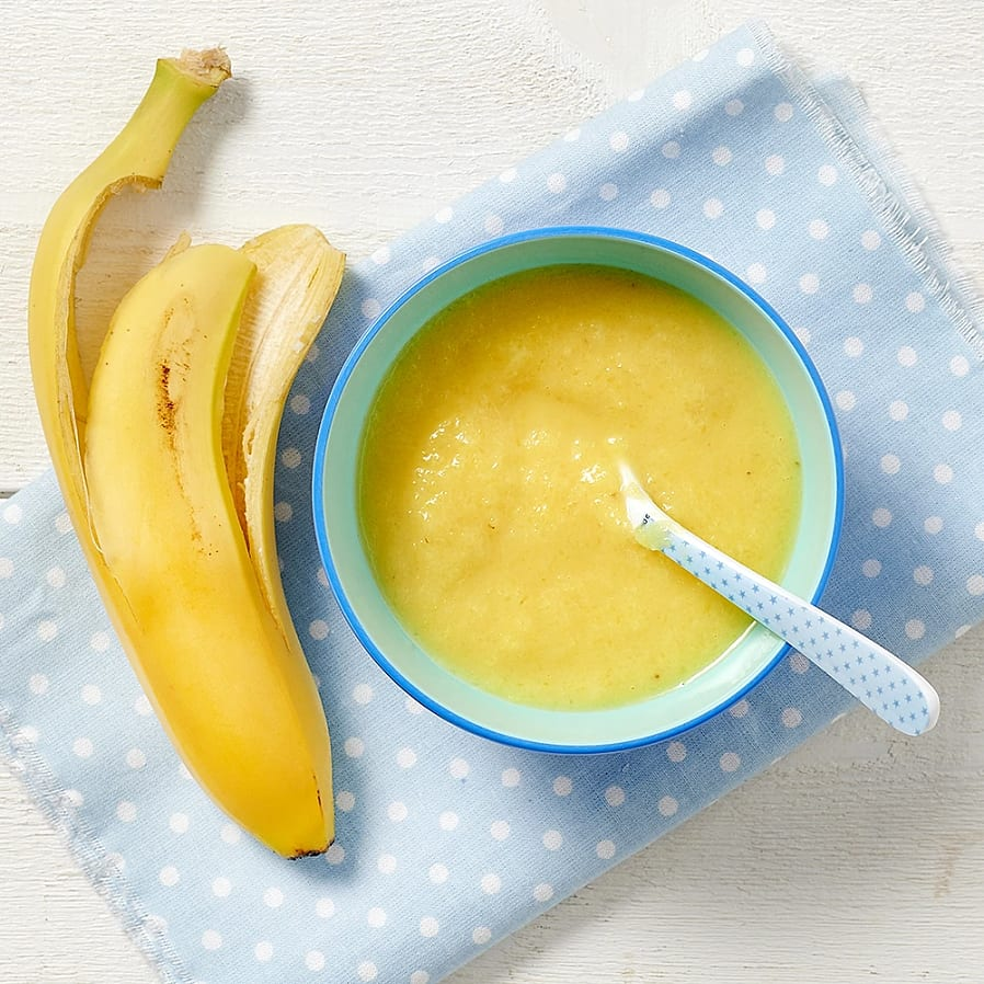 Ananas- och kokoskräm