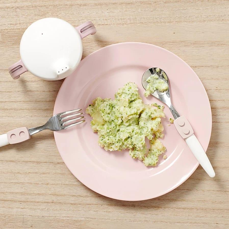 Sej med broccoli och potatis