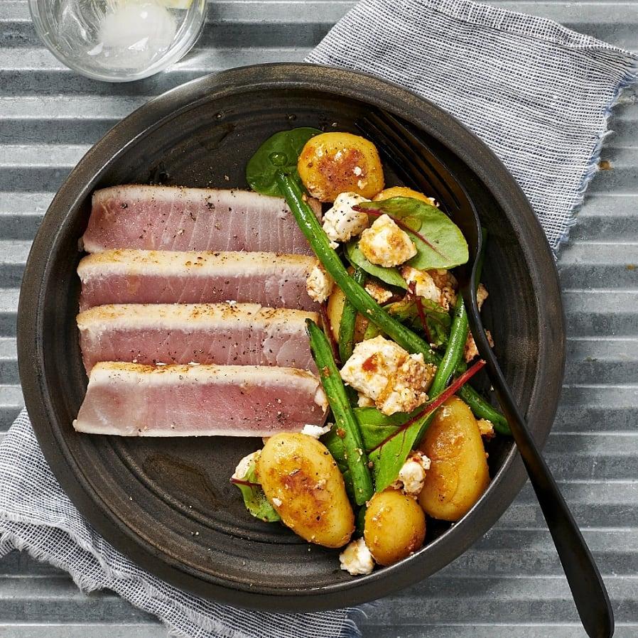 Tonfisk med calabrese