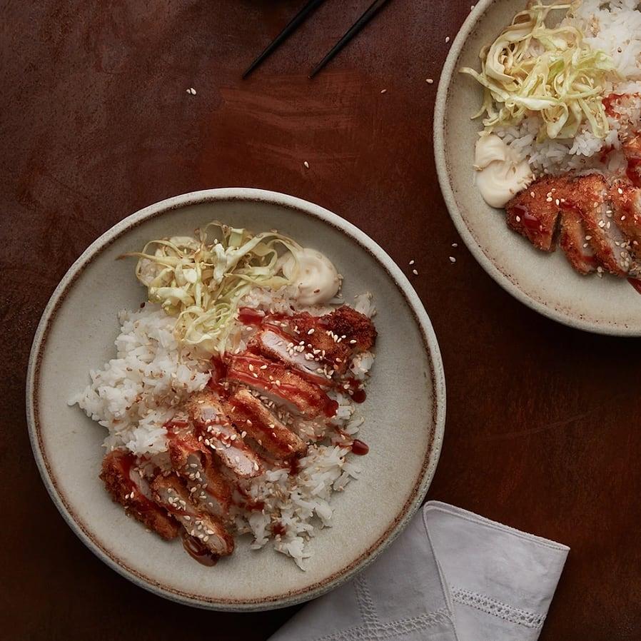 Tonkatsu – Japansk schnitzel