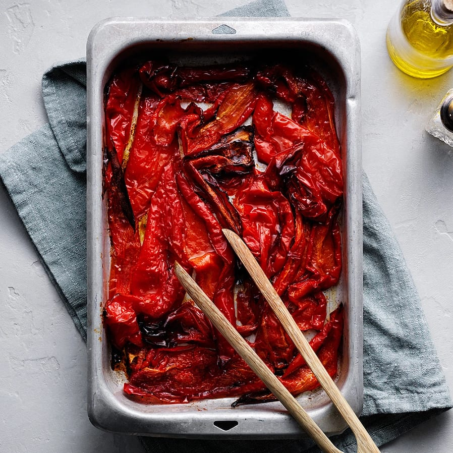 Rostad paprika