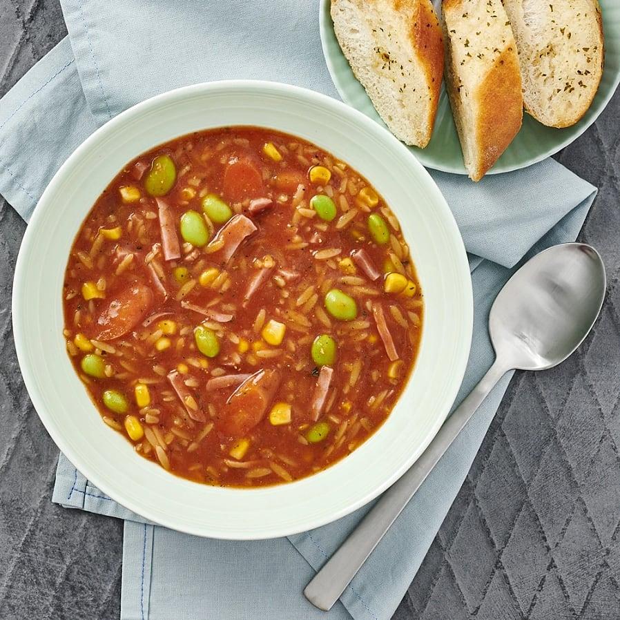 Onepot minestrone