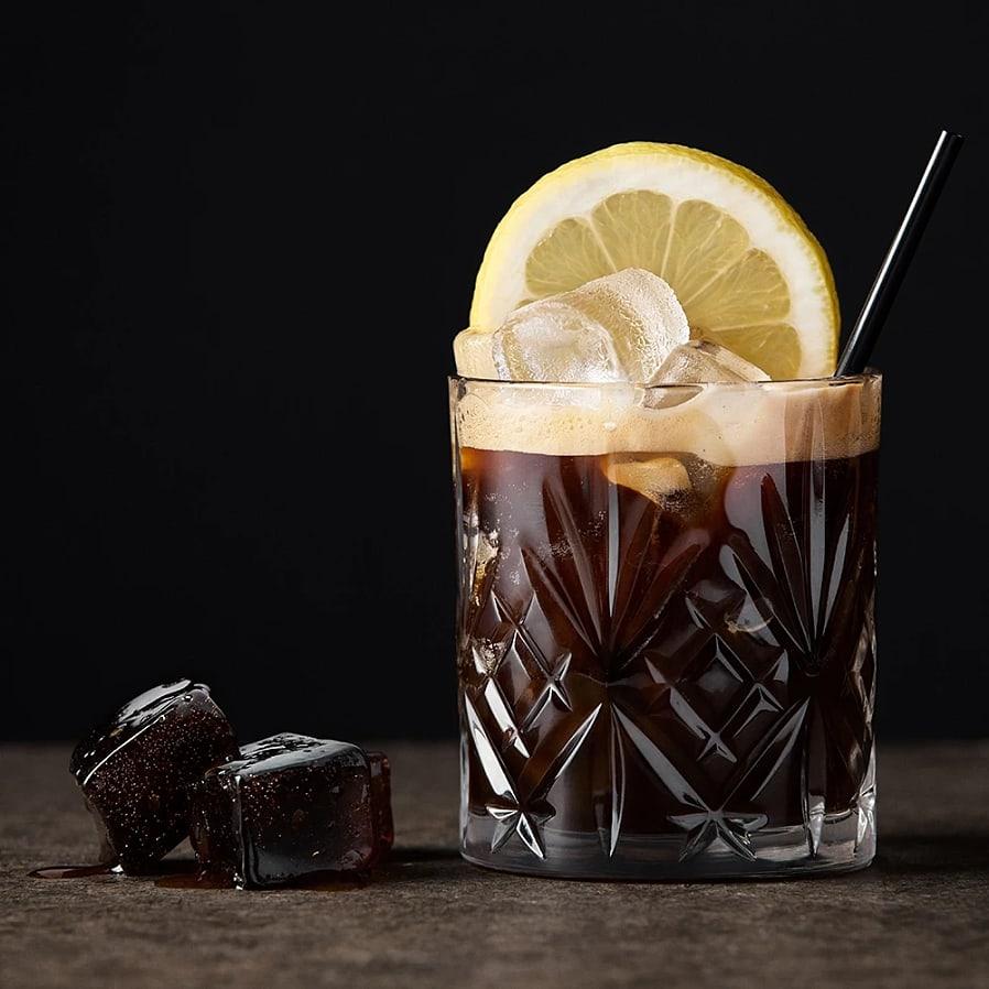 Kick-start kaffe och cola