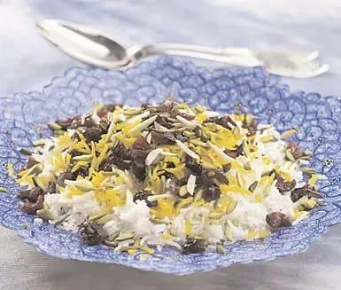 Lalehs persiska ris