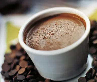 Chokladfabrikens varma choklad