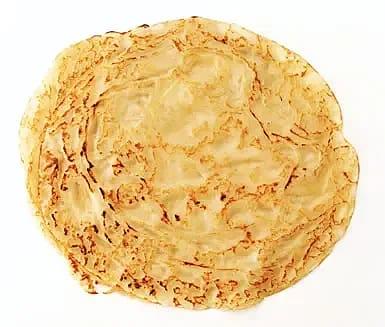 Gluten-, ägg- och mjölkfri pannkaka