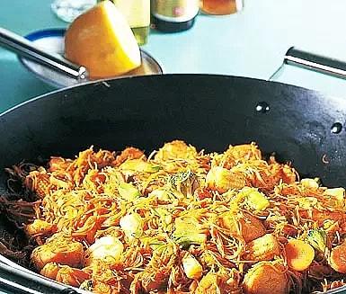 Allt-i-ett-wok