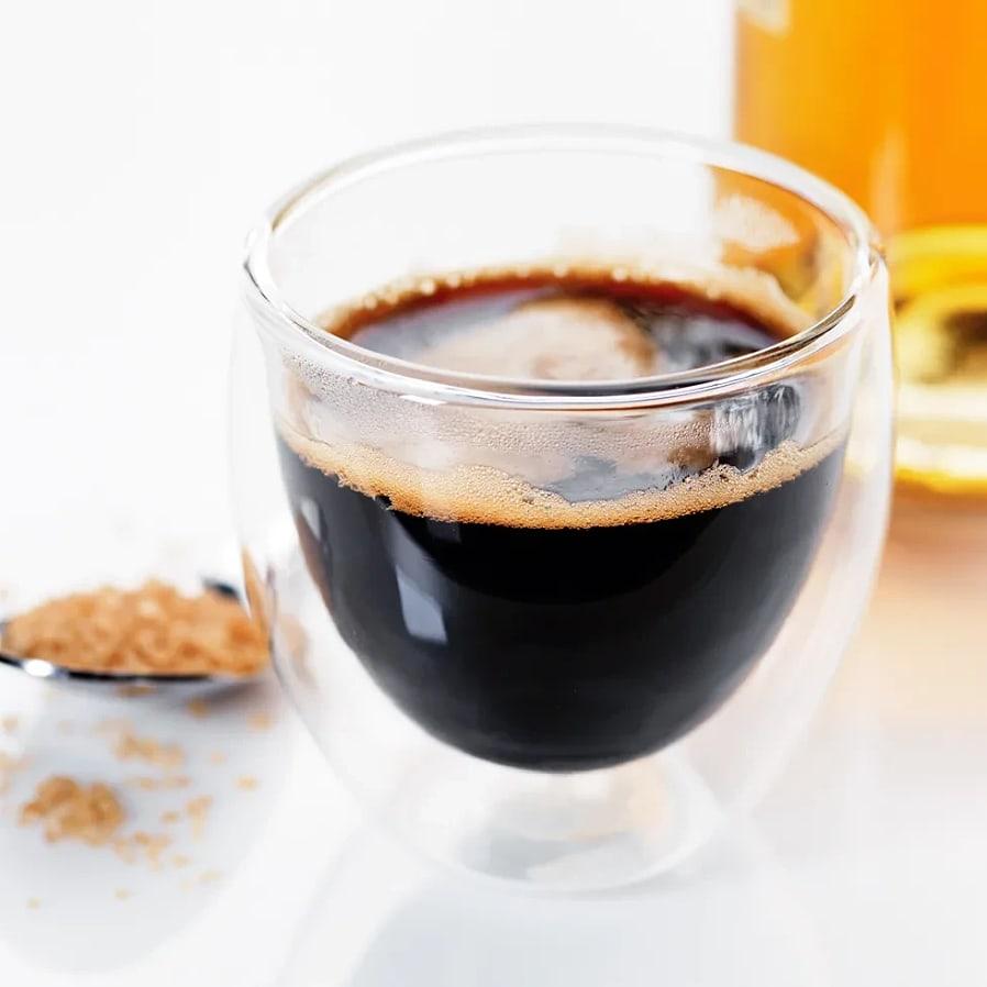 Caffe corretto calvados