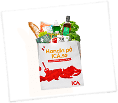ica supermarket dragonen