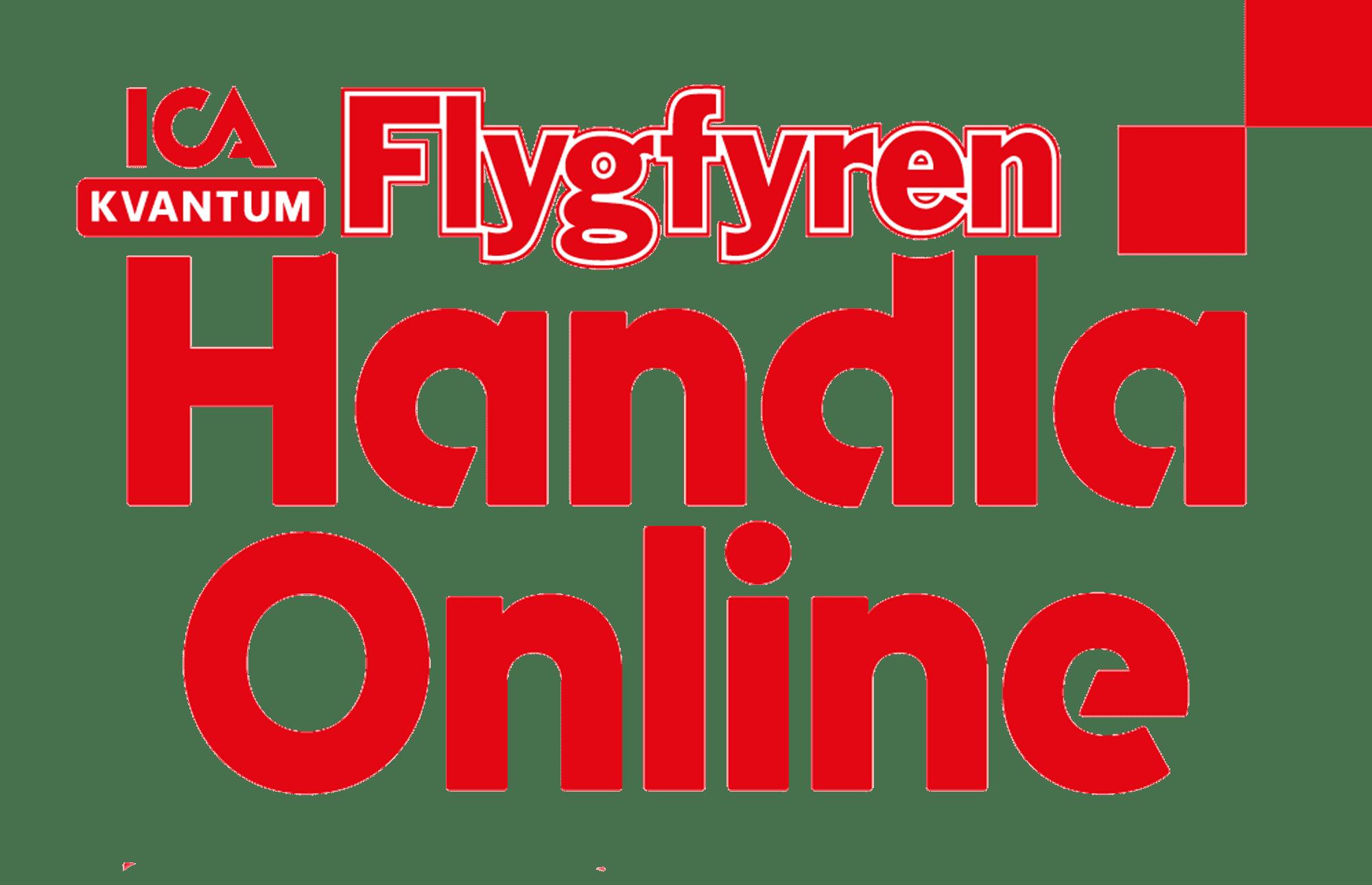 ica online flygfyren