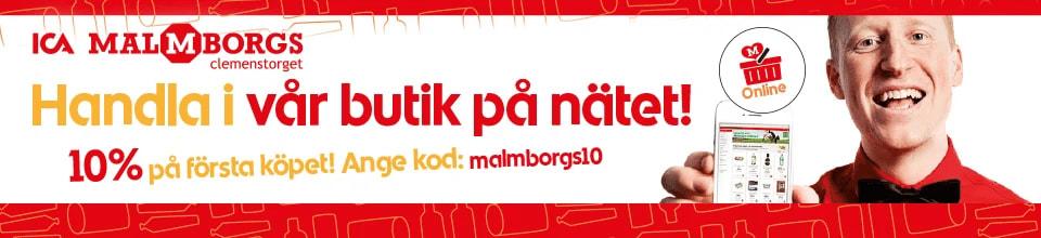 Premiärerbjudande från Malmborgs Clemenstorget