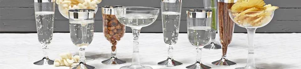 Engångsglas & engångsmuggar