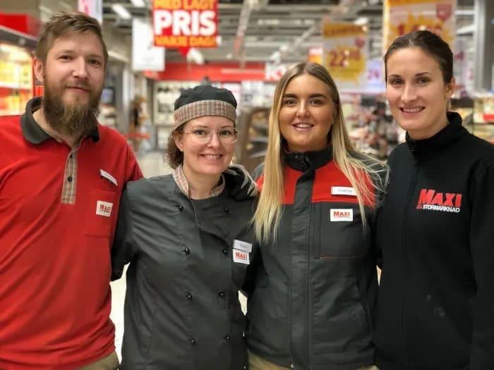 Jobba Hos Oss Maxi Ica Stormarknad Nyköping