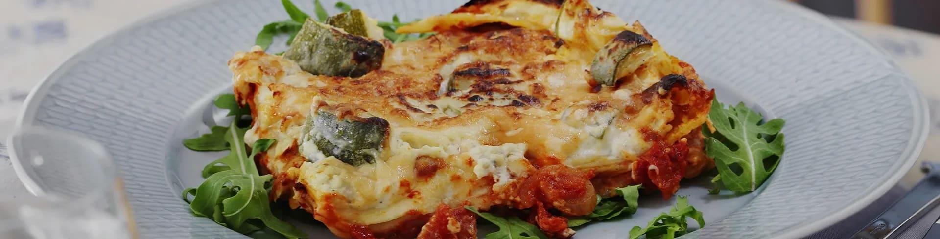 lasagne quornfärs recept