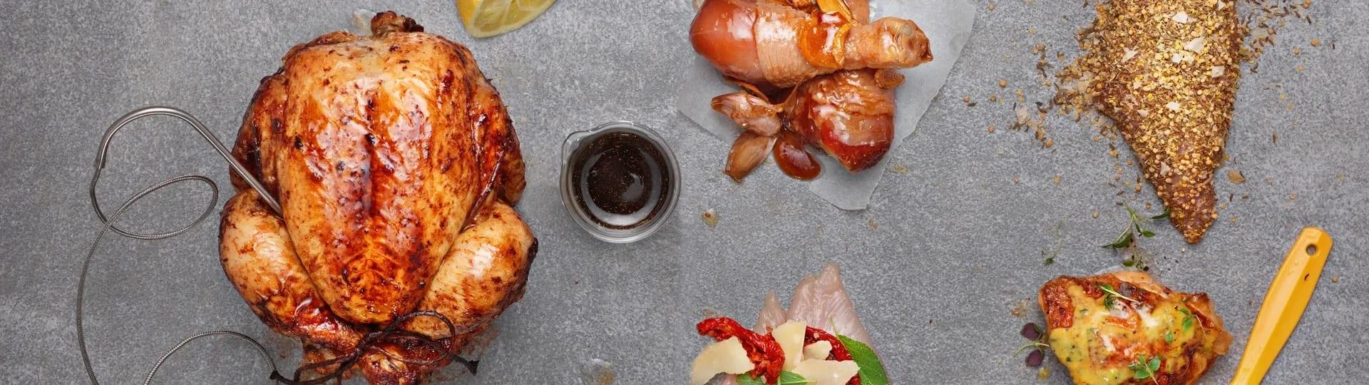 vad kan man krydda kyckling med